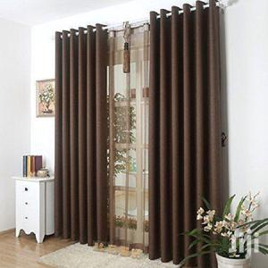 Chocolate Brown Brown Curtains | Home Accessories for sale in Nairobi, Nairobi Central