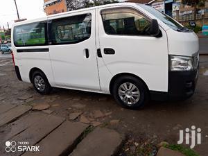 Nissan Caravan New Shape 2013 White For Sale | Buses & Microbuses for sale in Nairobi, Kilimani