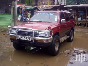 Toyota Surf 1998 Red   Cars for sale in Kilifi, Malindi