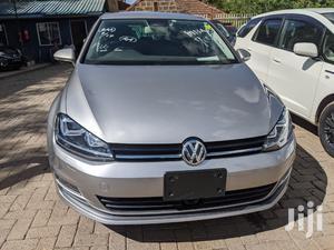 Volkswagen Golf 2013 Gold   Cars for sale in Nairobi, Nairobi Central