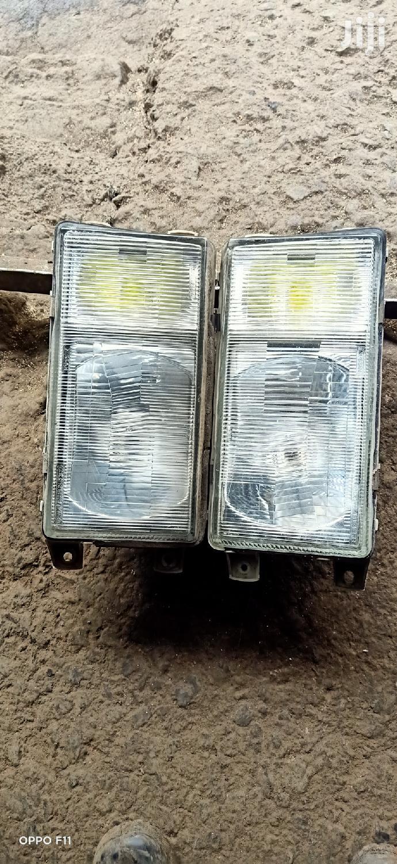 Archive: Headlights Nissan Matatu Qd