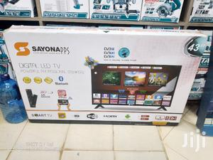 Sayona 43 Inch Smart Android Tv | TV & DVD Equipment for sale in Kisii, Kisii CBD