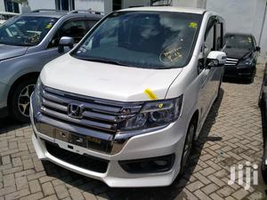 Honda Stepwagon 2013 White | Cars for sale in Mombasa, Mvita