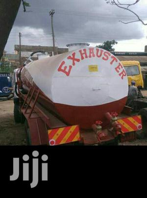 Exhauster Services | Cleaning Services for sale in Nairobi, Runda