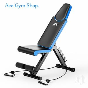 JX Incline/Decline Adjustable Weight Bench. | Sports Equipment for sale in Nairobi, Nairobi Central