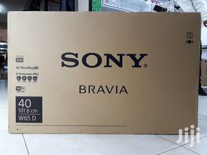 40 Inch SONY Bravia Smart W65D Full HD Tv | TV & DVD Equipment for sale in Nairobi, Nairobi Central