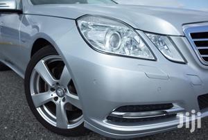 New Mercedes-Benz E250 2013 Silver | Cars for sale in Mombasa, Tononoka