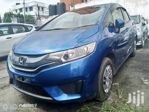 Honda Fit 2015 Blue   Cars for sale in Mombasa, Tudor