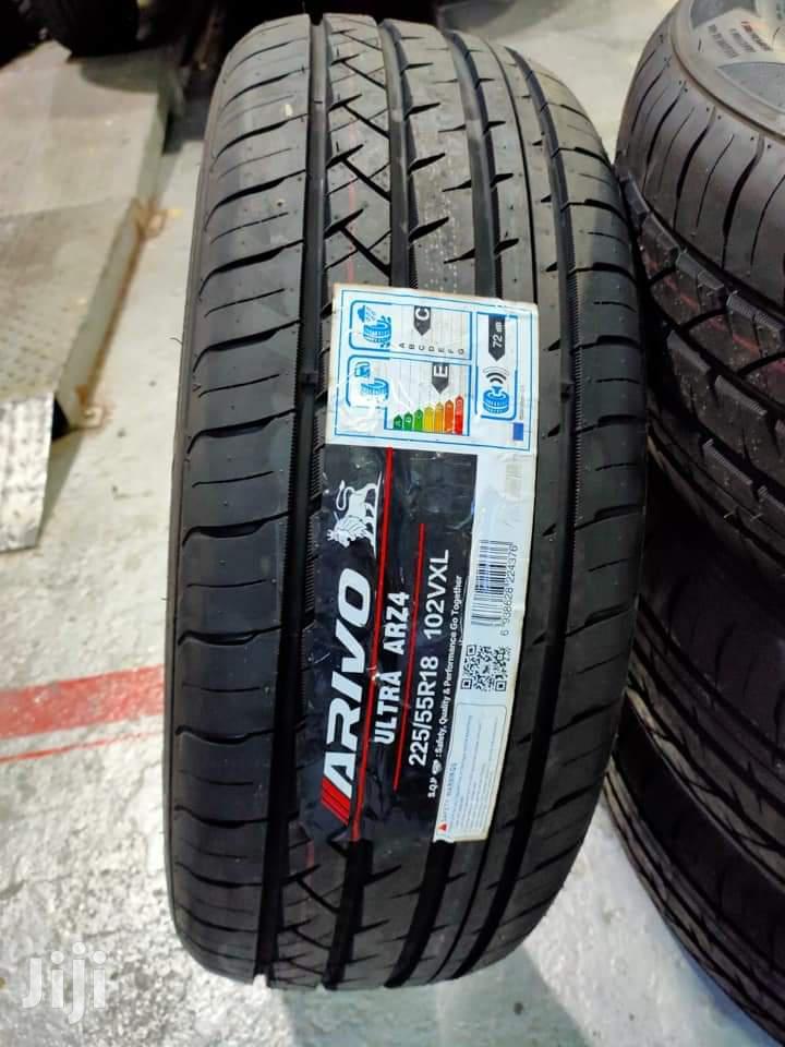 225/55 R18 Arivo Tyre 102 W