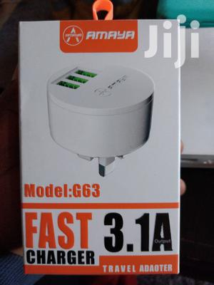Original Amaya Fast Charger 3.1   Accessories for Mobile Phones & Tablets for sale in Nairobi, Nairobi Central