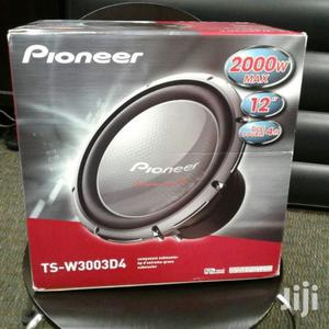 """Pioneer TS-W3003D4 12"""" Champion Series PRO Subwoofer   Audio & Music Equipment for sale in Nairobi, Nairobi Central"""