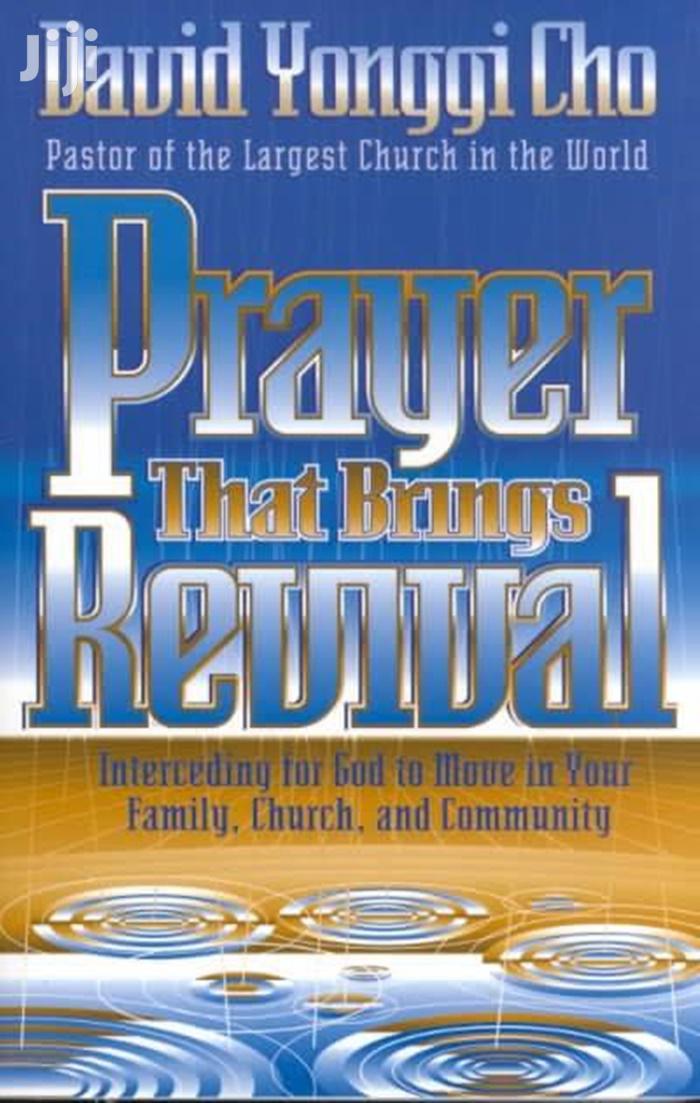 Prayer That Brings Revival- David Yonngi Cho