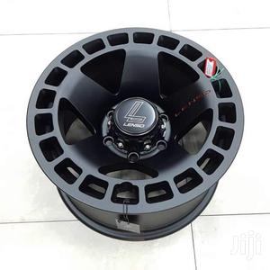 Strong Hilux Sports Rims Size 16set   Vehicle Parts & Accessories for sale in Nairobi, Nairobi Central