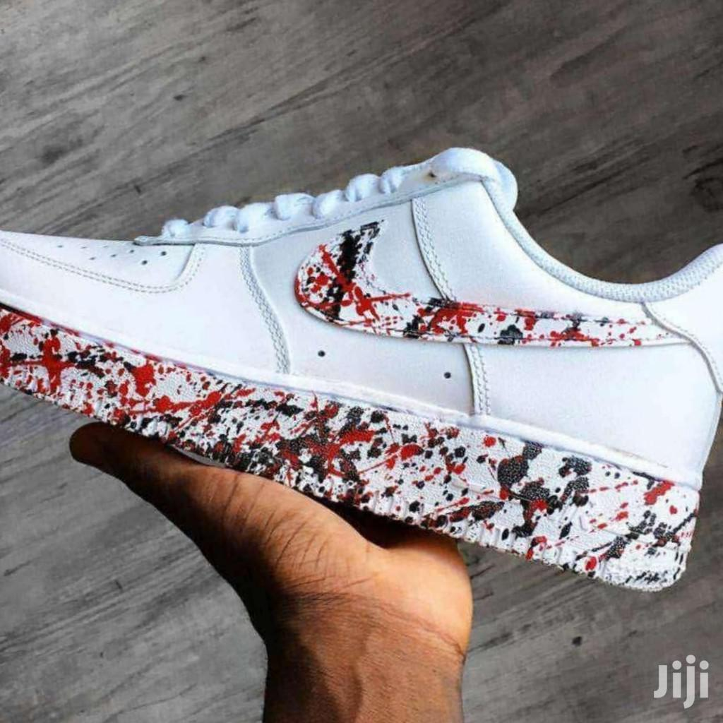 Classic Nike Airforce Sneakers | Shoes for sale in Nairobi Central, Nairobi, Kenya