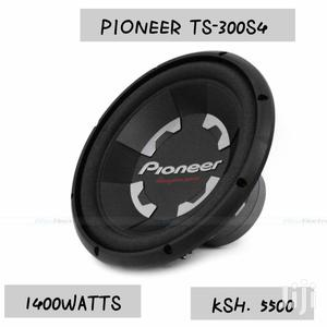Pioneer 1400watts Subwoofer Ts300s4   Audio & Music Equipment for sale in Nairobi, Nairobi Central