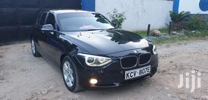 BMW 116i 2012 Black | Cars for sale in Mombasa, Tononoka