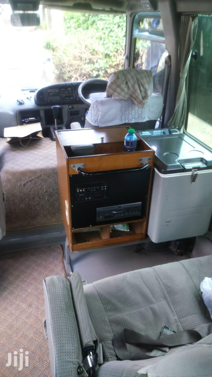 Archive: Toyota Coaster, 4200cc, 2004 Blue For Sale