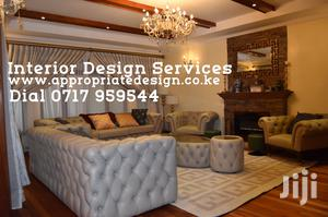 Chic Interior Design Services For Homes And Offices   Building & Trades Services for sale in Nairobi, South B