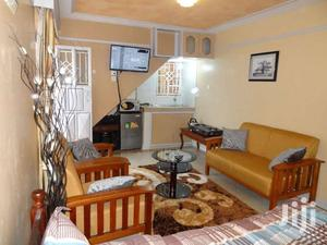 Spacious Fully Furnished STUDIO Apartment | Short Let for sale in Kiambaa, Muchatha