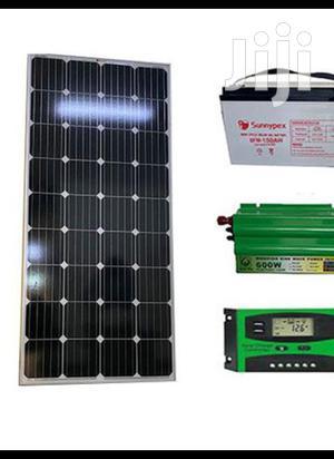 200watts Full Kit Solar System Very Much Available | Solar Energy for sale in Nairobi, Nairobi Central