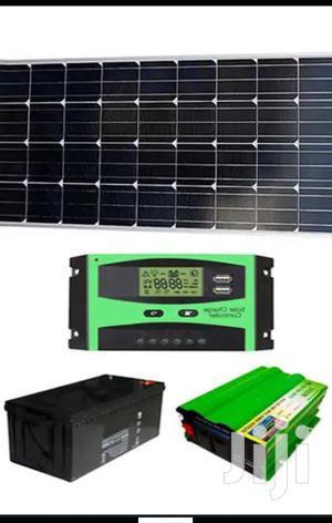 300watts Full Kit Solar System | Solar Energy for sale in Nairobi, Nairobi Central