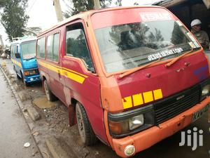 Nissan Td27 Matatu 1999 Red For Sale | Buses & Microbuses for sale in Nairobi, Airbase