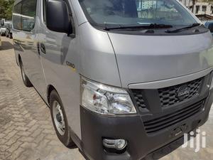 Nissan Caravan 2013 Silver   Cars for sale in Mombasa, Mvita