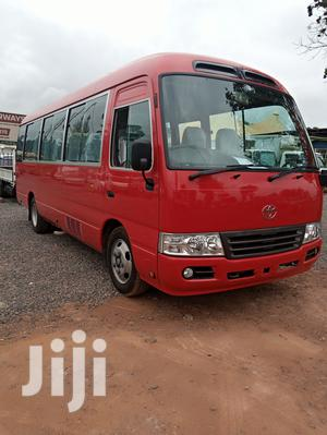 Toyota Coaster 2012 Red | Buses & Microbuses for sale in Nairobi, Runda