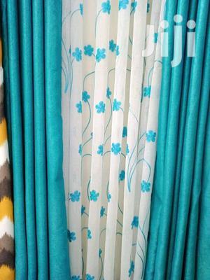 Turqoiuse Blue Curtains | Home Accessories for sale in Nairobi, Nairobi Central
