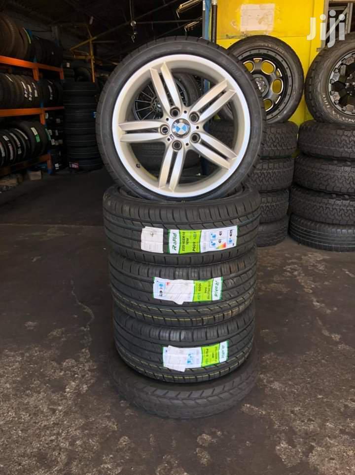 245/40 R18 Rapid Tyre 93V