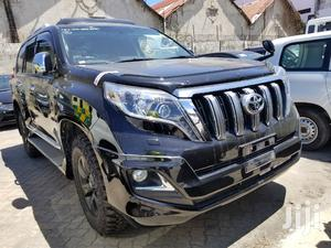 Toyota Land Cruiser Prado 2018 Black | Cars for sale in Mombasa, Mvita