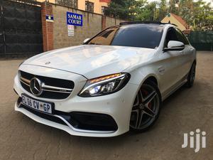 Mercedes-Benz C63 2015 White   Cars for sale in Nairobi, Kilimani