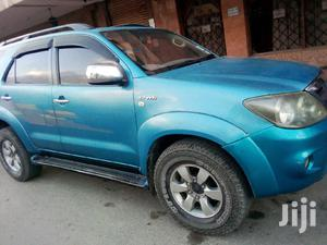 Toyota Fortuner 2009 Blue   Cars for sale in Mombasa, Kisauni