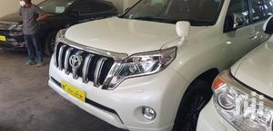 Toyota Land Cruiser Prado 2016 White   Cars for sale in Mombasa, Mvita