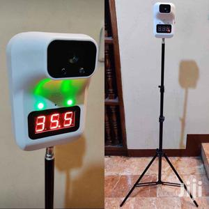 Wall Mounted / Stand Alone No Contact Thermometer | Medical Supplies & Equipment for sale in Mvita, Majengo