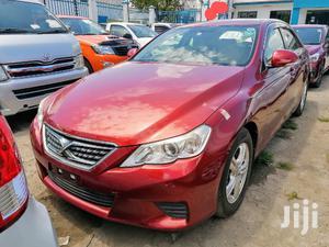 Toyota Mark X 2013 Red   Cars for sale in Mombasa, Mvita