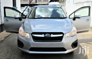 Subaru Impreza 2013 Silver   Cars for sale in Mombasa, Tudor