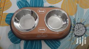 Cat And Dog Double Bowl | Pet's Accessories for sale in Mombasa, Mvita