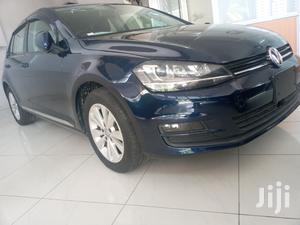 Volkswagen Golf 2013 Blue   Cars for sale in Mombasa, Mvita
