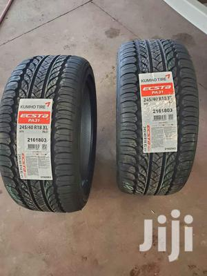 245/40 R18 Kumho Tyre 97v | Vehicle Parts & Accessories for sale in Nairobi, Nairobi Central