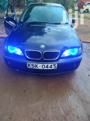 BMW 318i 2002 Blue | Cars for sale in Machakos, Machakos Town
