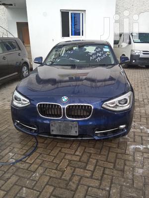 BMW 116i 2013 Blue | Cars for sale in Mombasa, Mvita