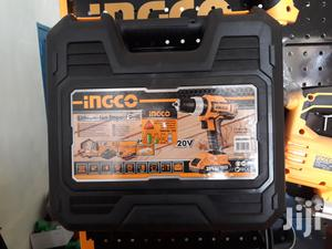 Ingco Cordless Drill 20V | Electrical Hand Tools for sale in Mombasa, Mvita