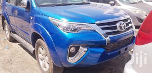 Toyota Fortuner 2012 Blue   Cars for sale in Mombasa, Mvita