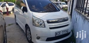 Toyota Noah 2009 White | Cars for sale in Mombasa, Mvita