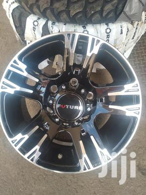 Brand New Alloy Rims Size 15 Inch Set 6 Holes. | Vehicle Parts & Accessories for sale in Nairobi, Nairobi Central