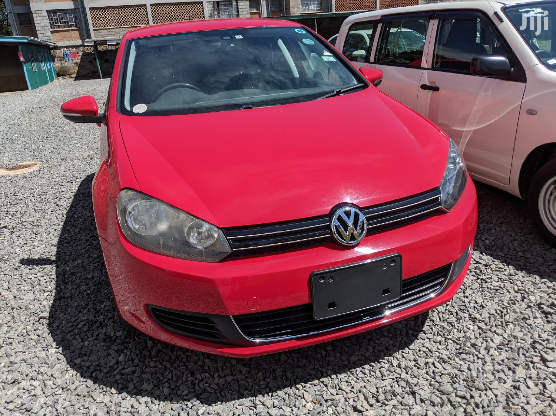 Volkswagen Golf 2013 Red | Cars for sale in Nairobi Central, Nairobi, Kenya
