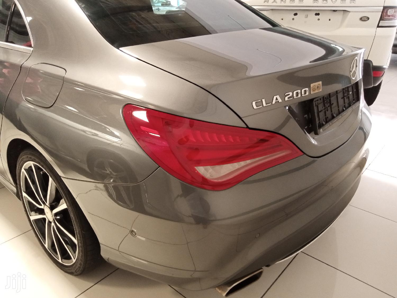 Mercedes-Benz CLA-Class 2013 Gray   Cars for sale in Mvita, Mombasa, Kenya