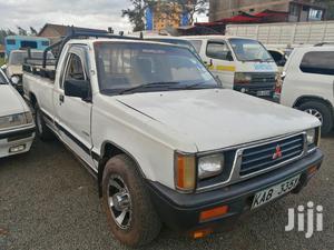 Mitsubishi L200 1994 White   Cars for sale in Kiambu, Thika