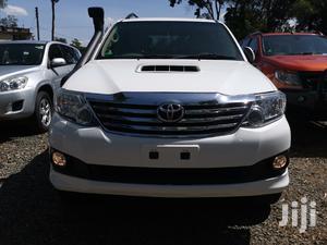 Toyota Fortuner 2014 White   Cars for sale in Nairobi, Nairobi Central